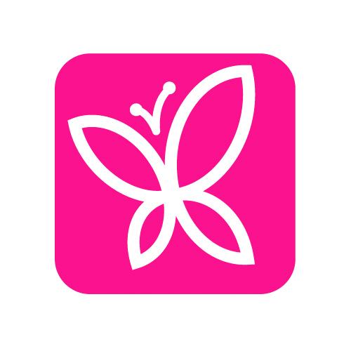 Zástěra LARISSA - růžová