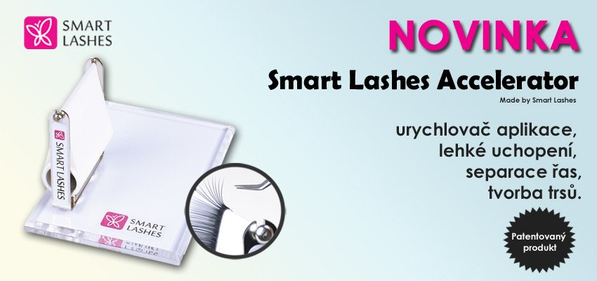 Smart lash Accelerator