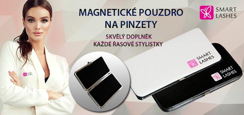 Magnetické pouzdro na pinzety