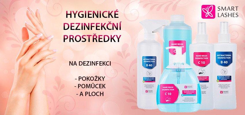 Hygienické dezinfekce