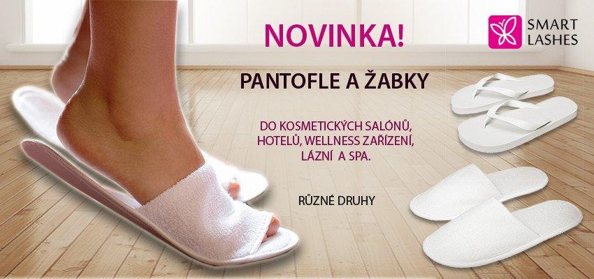 Hygienické pantofle do salónů
