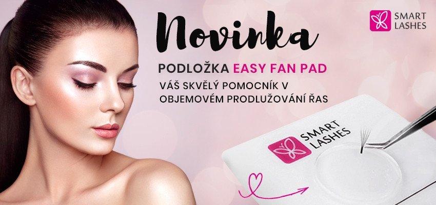 Easy fan pad